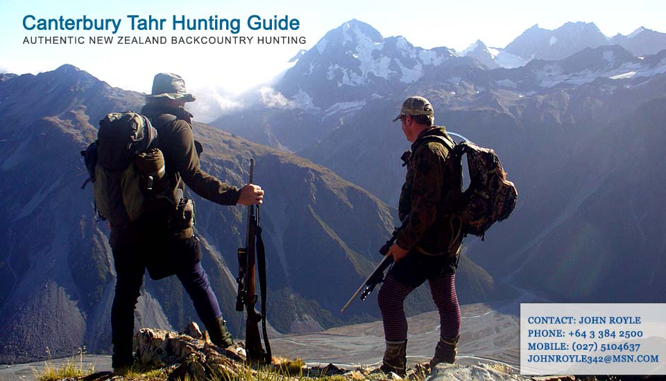New Zealand Hunting Guide